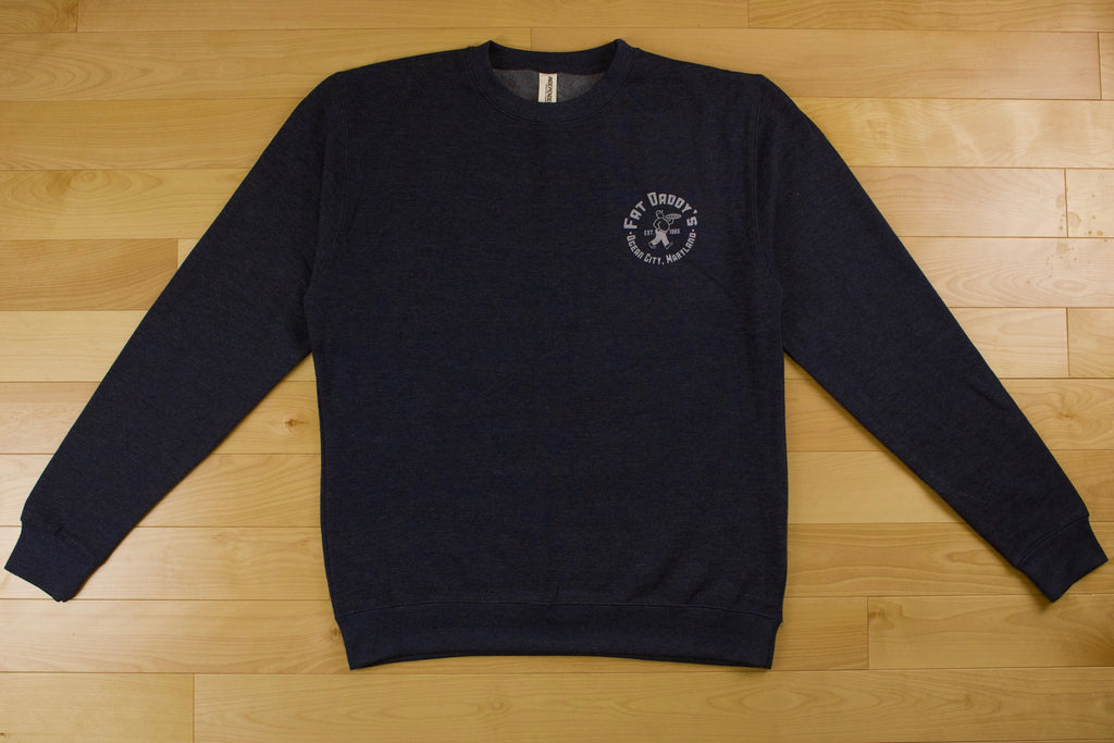 Rounded Crewneck