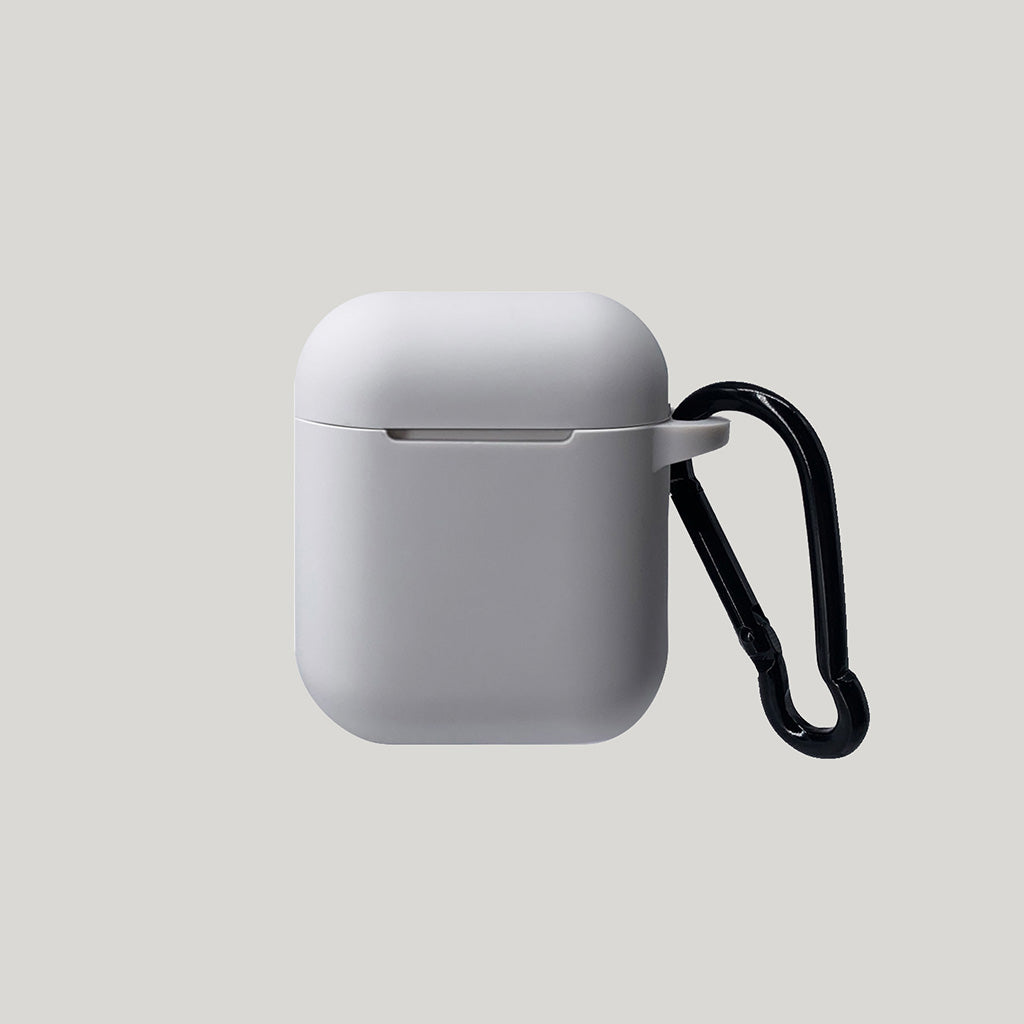 AIRPODS CASE (GREY)