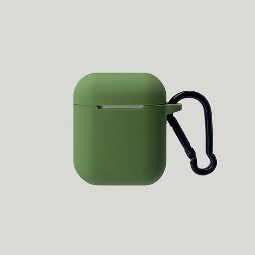 AIRPODS CASE (OLIVE) - KNOK