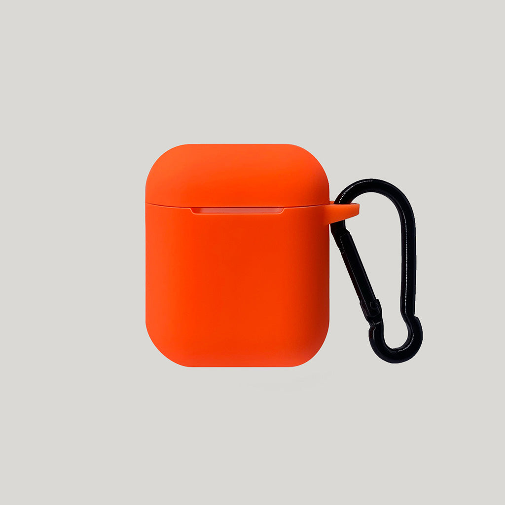 AIRPODS CASE (ORANGE) - KNOK