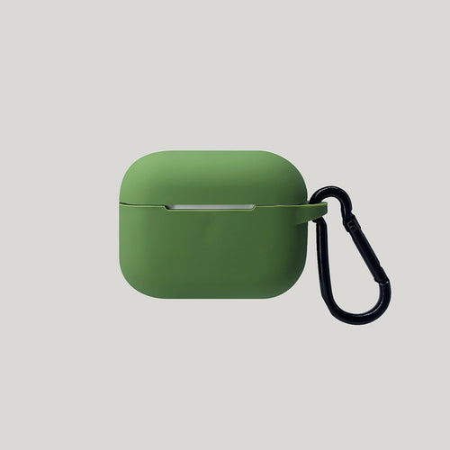 AIRPODS PRO CASE (OLIVE) - KNOK
