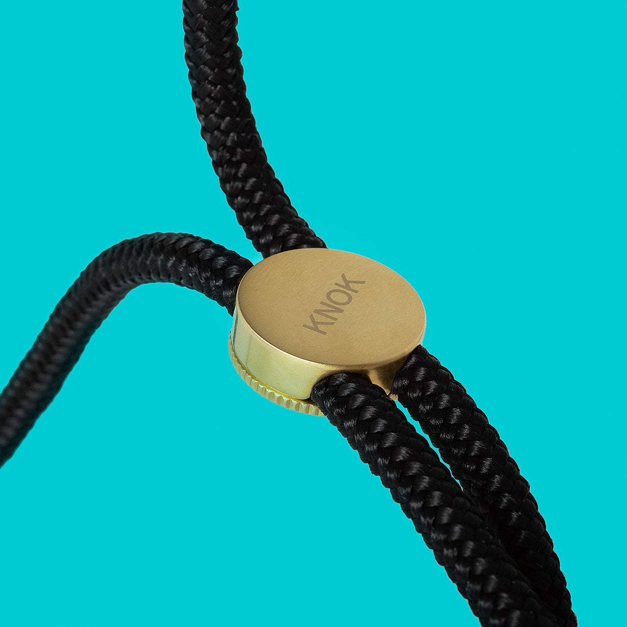 KNOK CASE -  Handykette - CUSTOM CORD (BLACK)
