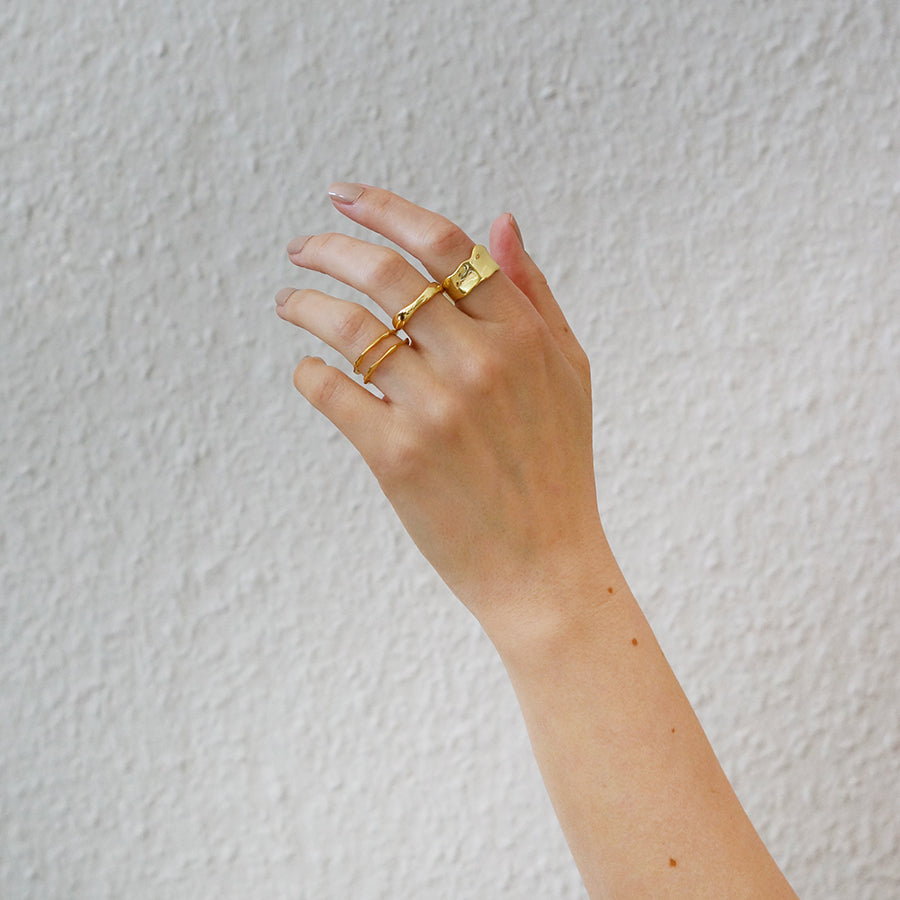 DAYA RING #01 (GOLD)