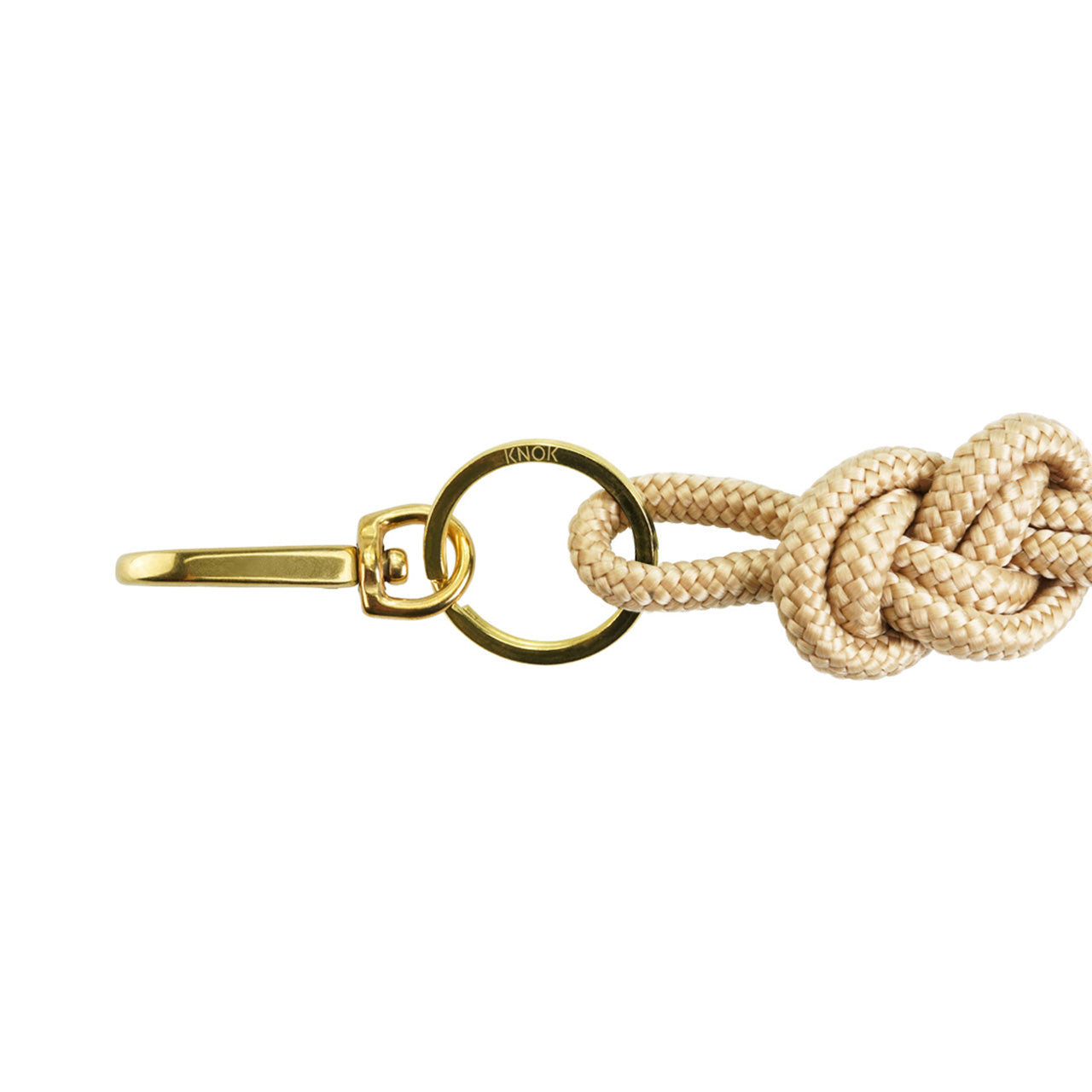 KNOK-KEY-KNOT-Gold