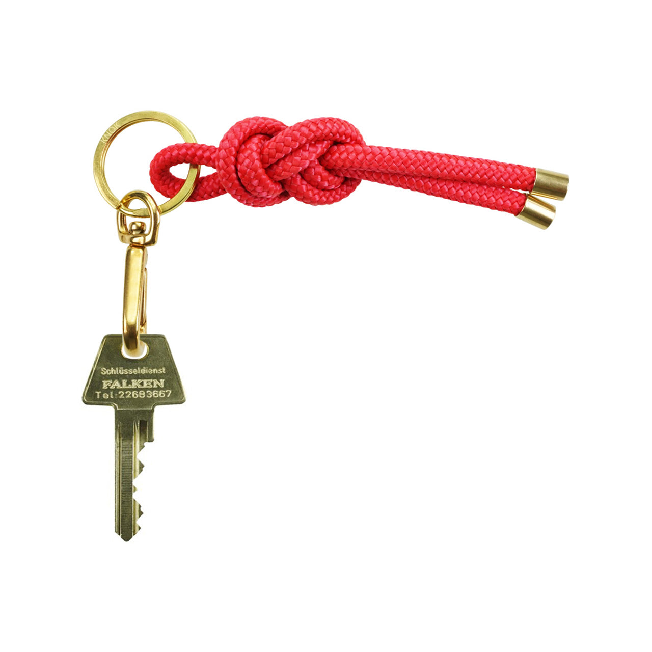 KNOK-KEY-KNOT-Red-KNOK STORE