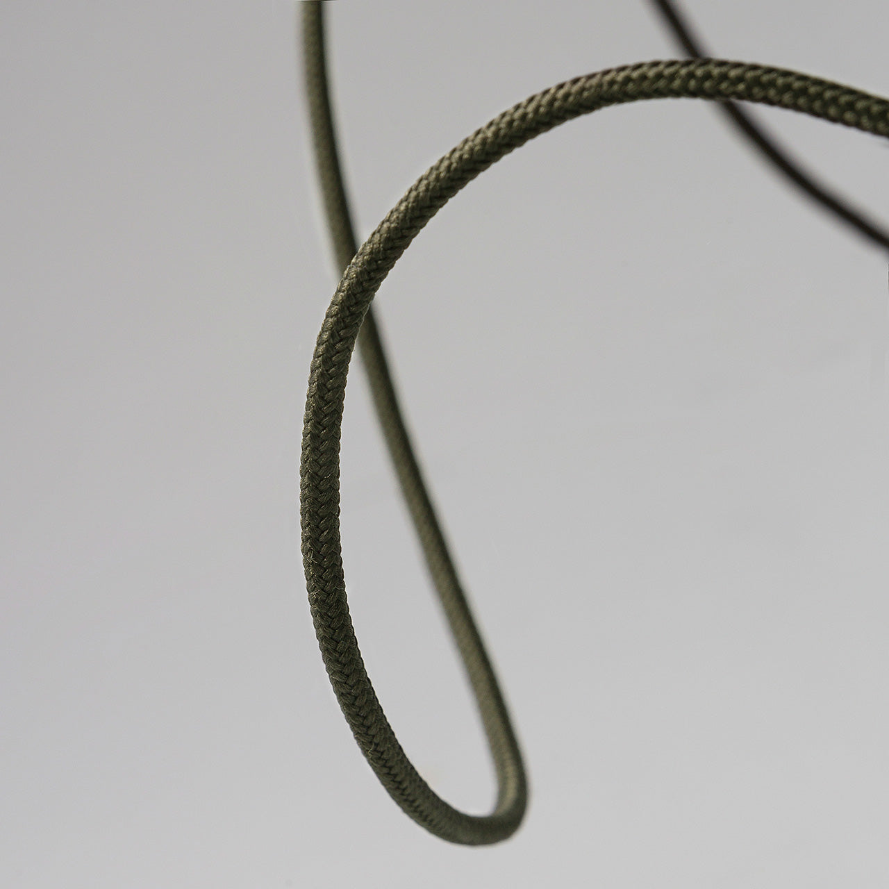KNOK glasses chain olive color detail