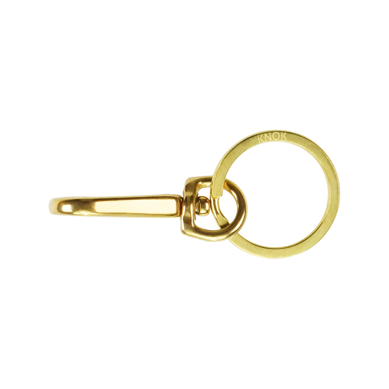 KNOK-Key-hook-brass