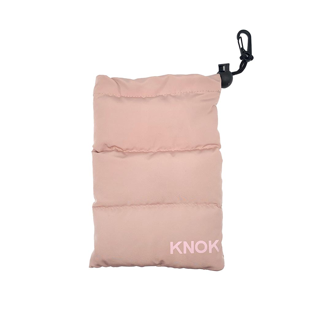 PHONE POUCH (NUDE) - KNOK