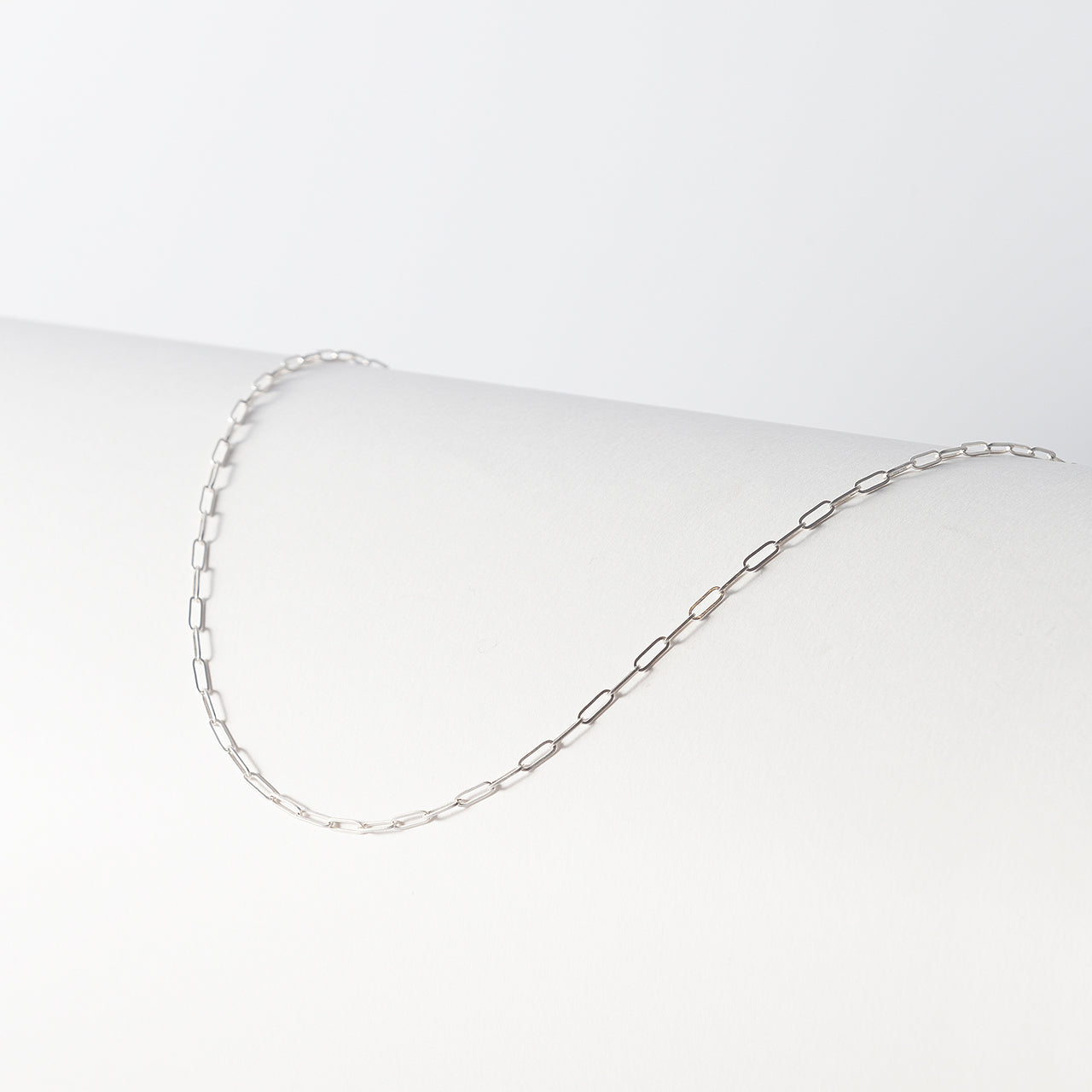 ITDA NECKLACE (SILVER) - KNOK STORE