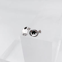 Load image into Gallery viewer, EARRINGS #02 (SILVER) - KNOK STORE
