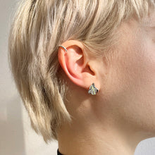 Load image into Gallery viewer, EARRINGS #03 (SILVER) - KNOK STORE