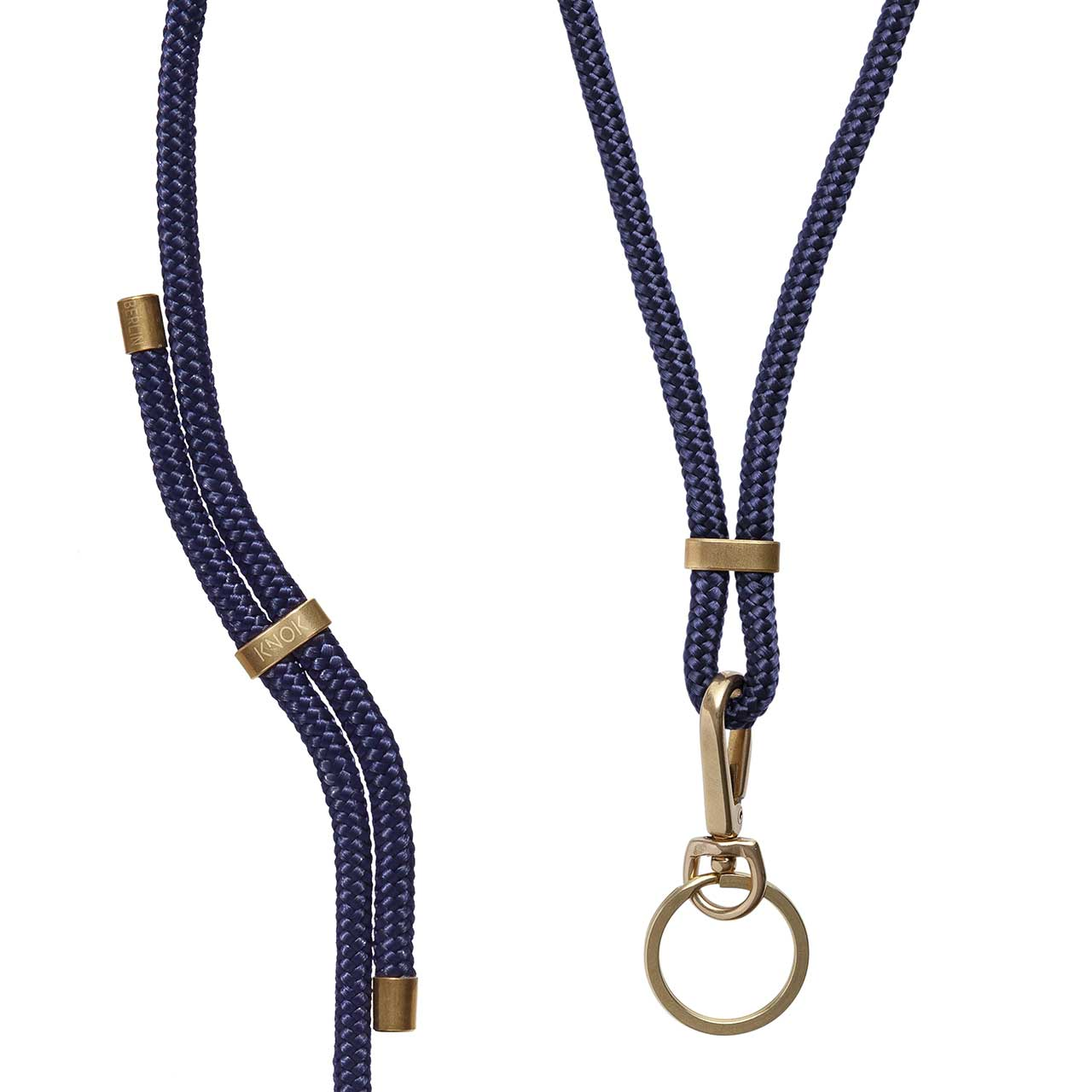 KEY HOLDER (NAVY)