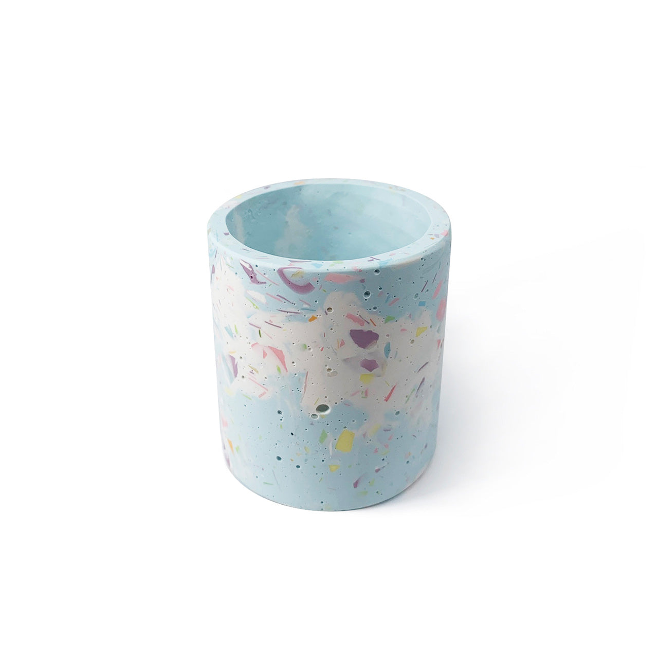 MINI POT (BLUE)