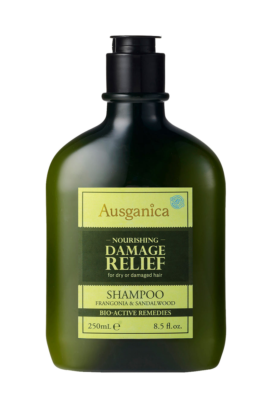 Damage Relief Organic Shampoo. Sulfate Free