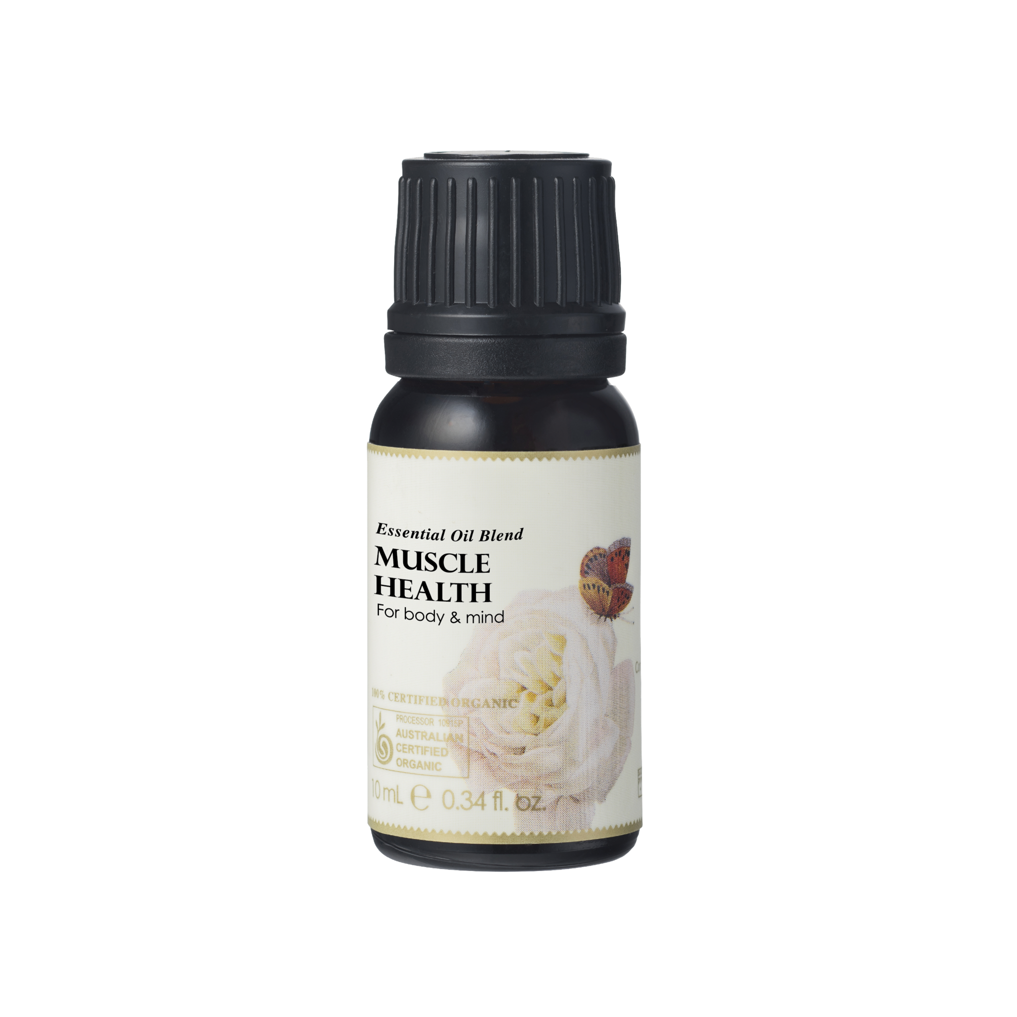 Muscle Health Essential Oil Blend