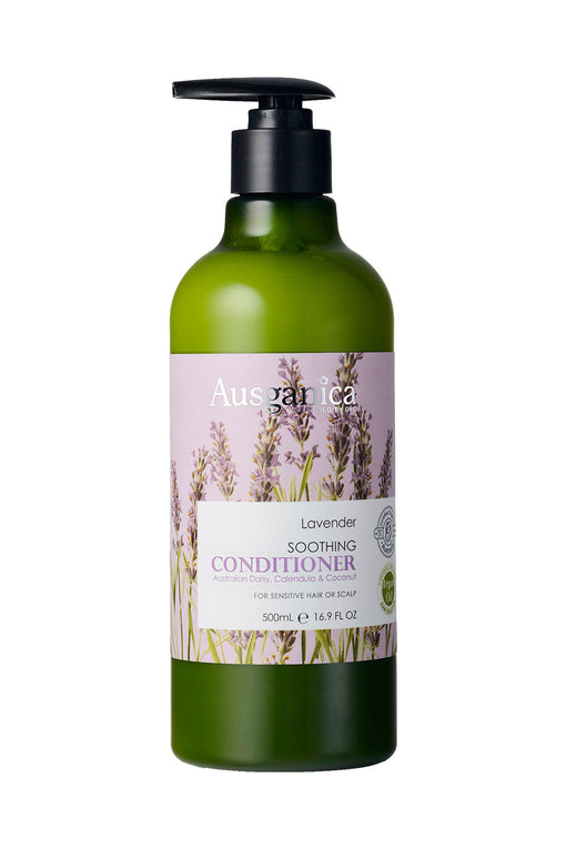 Lavender Soothing Organic Conditioner for Hair
