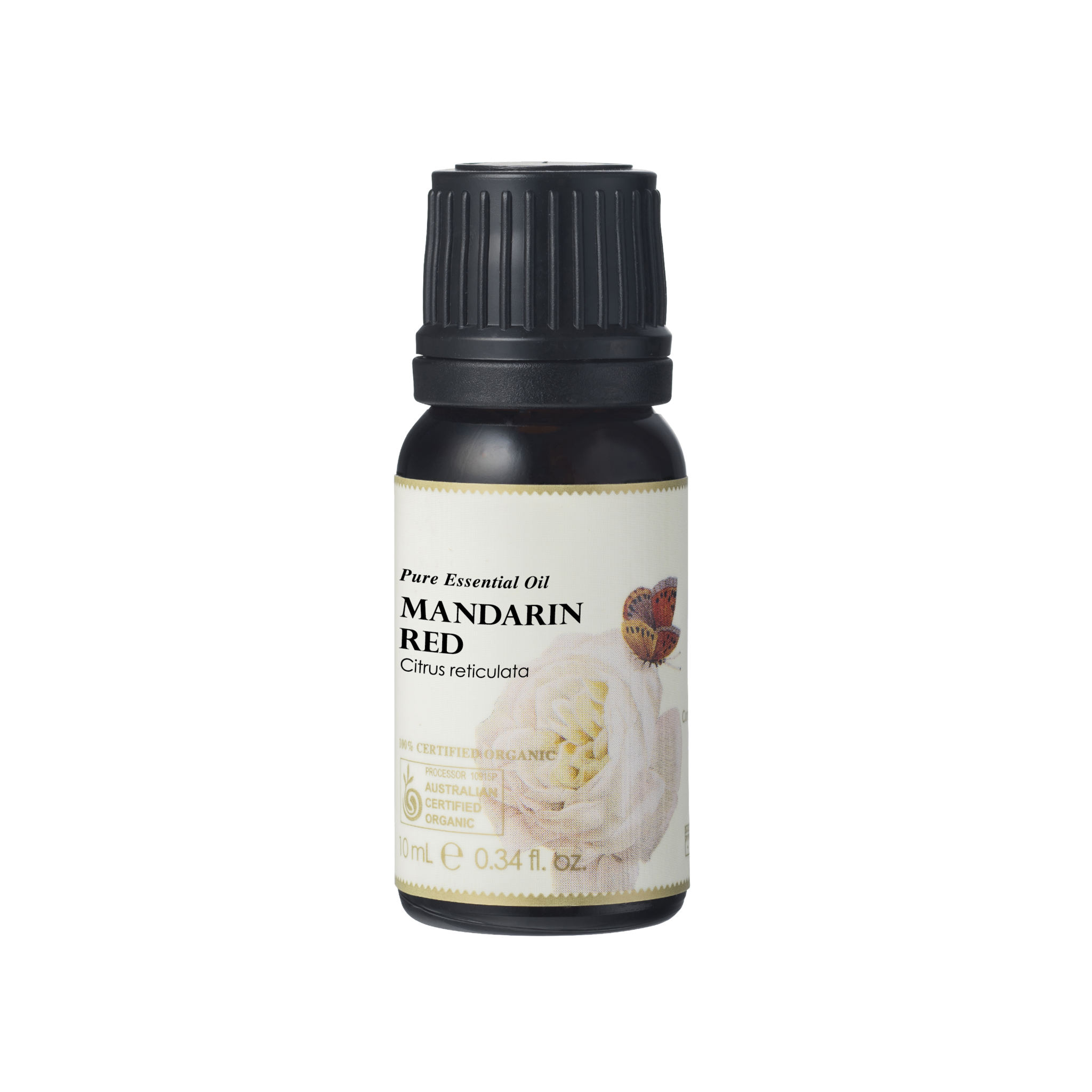 Mandarin Red Essential Oil