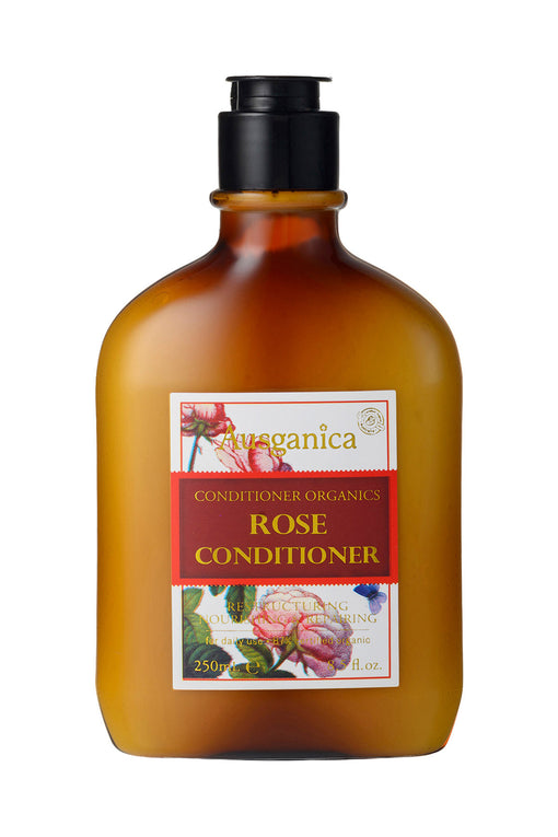 Rose Organic Conditioner for Hair