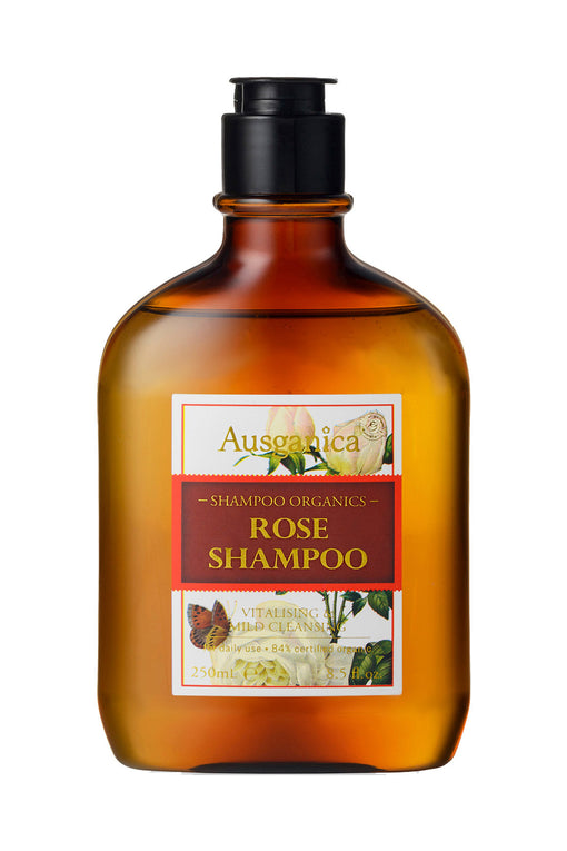 Rose Organic Sulfate Free Shampoo for Hair