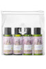 Lavender Hair and Body Organic Travel Set