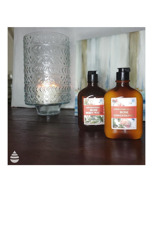 Rose Organic Body Wash