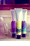Organic all natural toothpaste