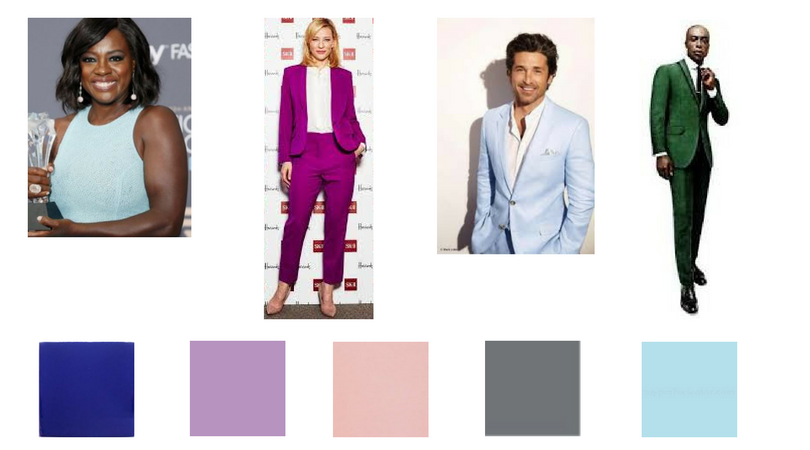 Colors for cool skin tones