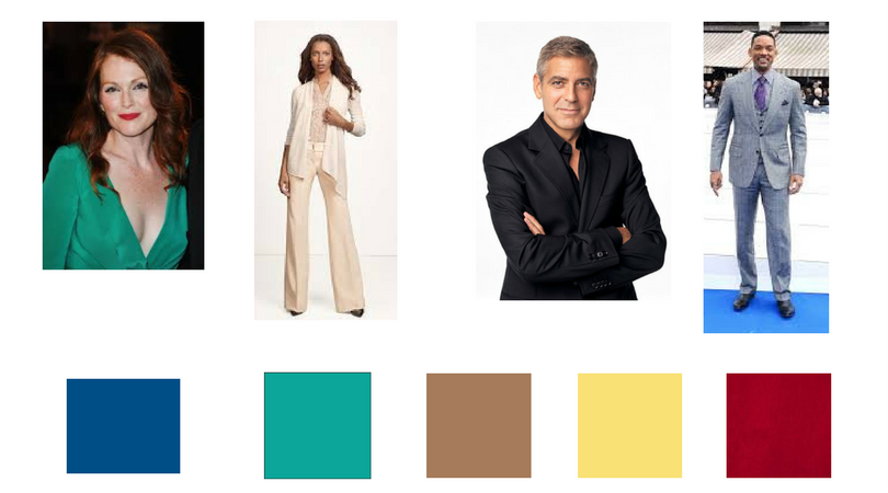 Colors for neutral skin tones