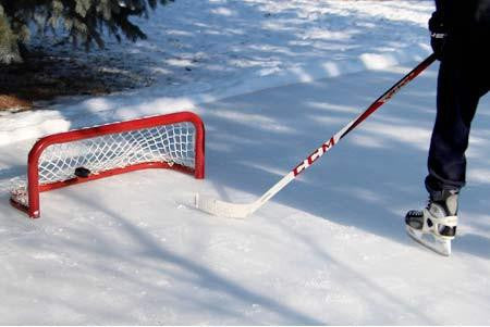 Pond Hockey Nets