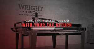 5 Ways to Invest in Yourself with Your Tax Return