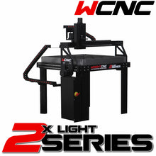 WRIGHT CNC LIGHT SERIES 2x2 CNC PLASMA TABLE