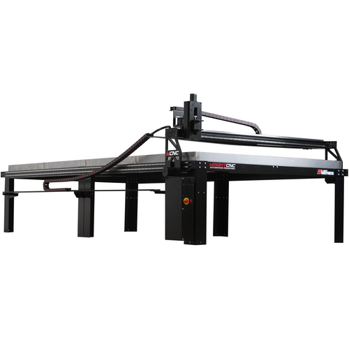 WRIGHT CNC LIGHT SERIES 5x10 CNC PLASMA TABLE