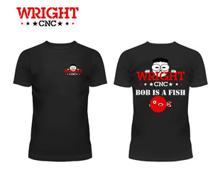 Wright CNC Institute- Bob is a Fish