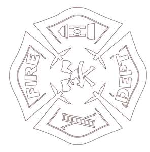 Fire Department DXF Logo