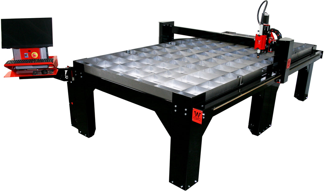 WCNC 4X8 PLASMA TABLE (INDUSTRIAL)