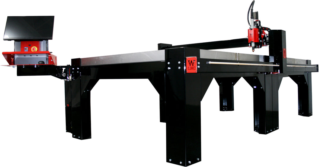 WCNC 6X12 PLASMA TABLE (INDUSTRIAL)