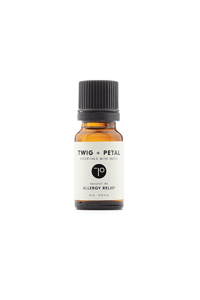 Twig+Petal 10 ml 0.33 fl oz Allergy Relief