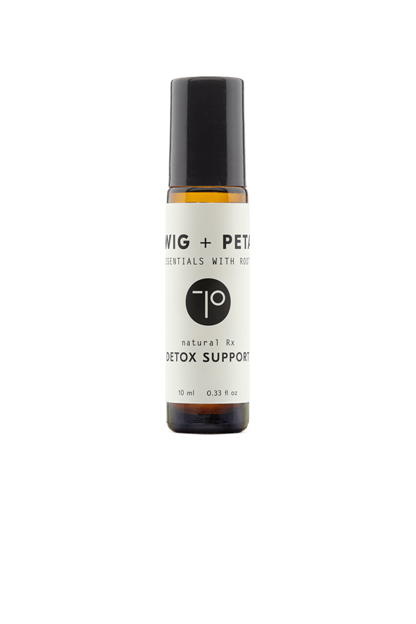 Twig+Petal 10 ml 0.33 fl oz Detox Support Roller
