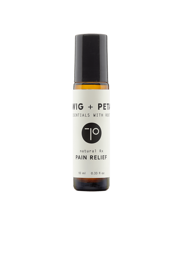 Twig+Petal 10 ml 0.33 fl oz Pain Relief Roller