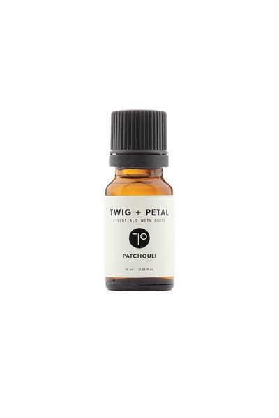 Twig+Petal 10 ml 0.33 fl oz Patchouli