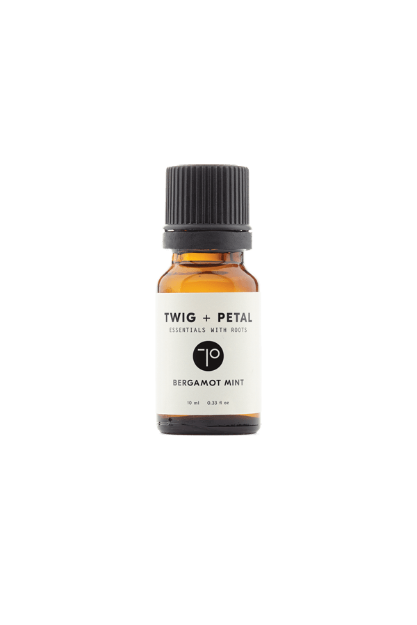 Twig+Petal 10 ml (Pure) 0.16 fl oz Bergamot Mint