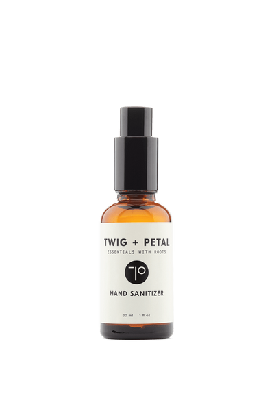 Twig+Petal 30 ml 1 fl oz Hand Sanitizer