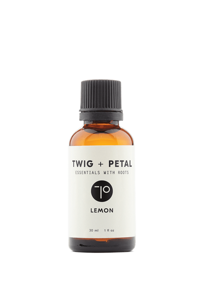 Twig+Petal 30 ml 1 fl oz Lemon