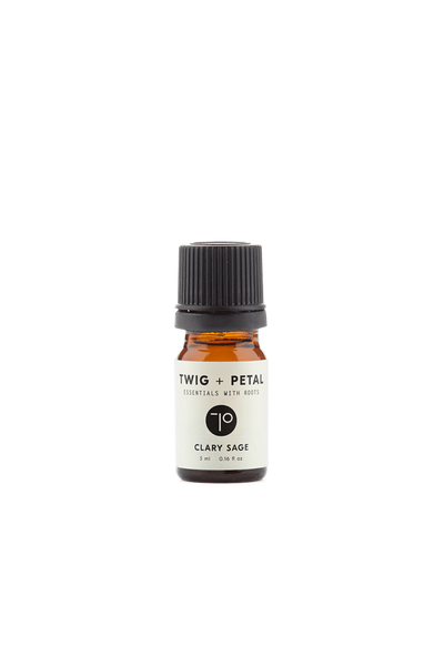 Twig+Petal 5 ml 0.16 fl oz Clary Sage