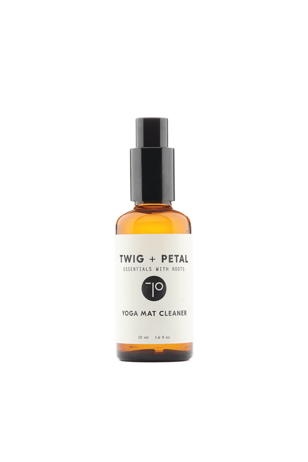 Twig+Petal 50 ml 1.6 fl oz Yoga Mat Cleaner