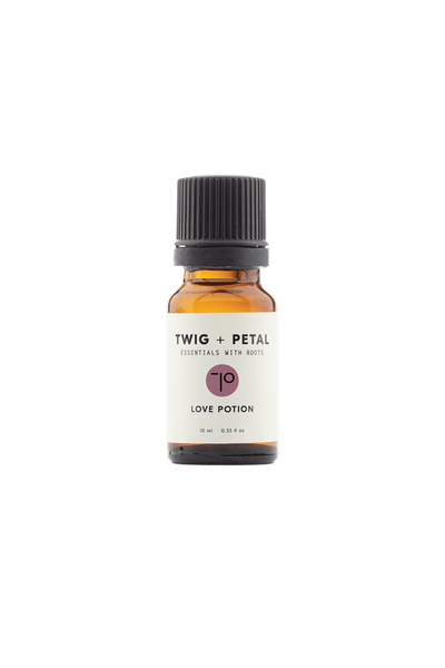 Twig+Petal Connect 10 ml 0.33 fl oz Love Potion