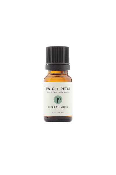Twig+Petal Focus 10 ml 0.33 fl oz Clear Thinking