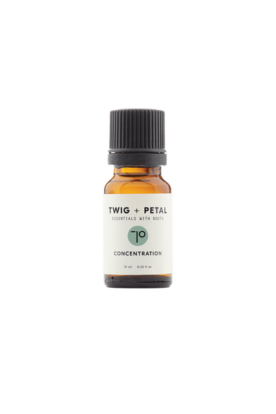 Twig+Petal Focus 10 ml 0.33 fl oz Concentration