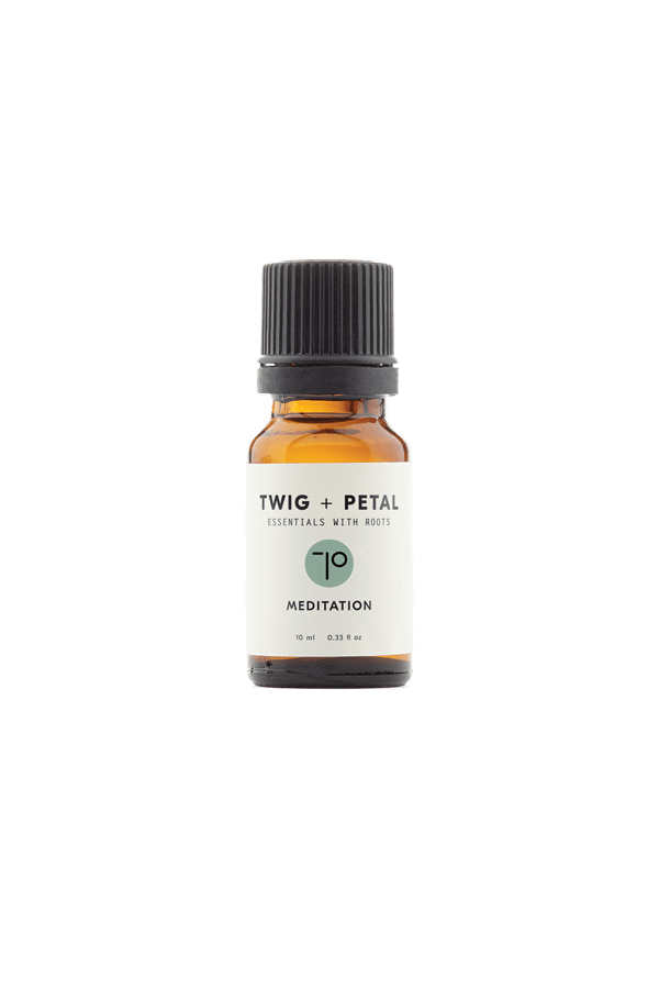 Twig+Petal Focus 10 ml 0.33 fl oz Meditation