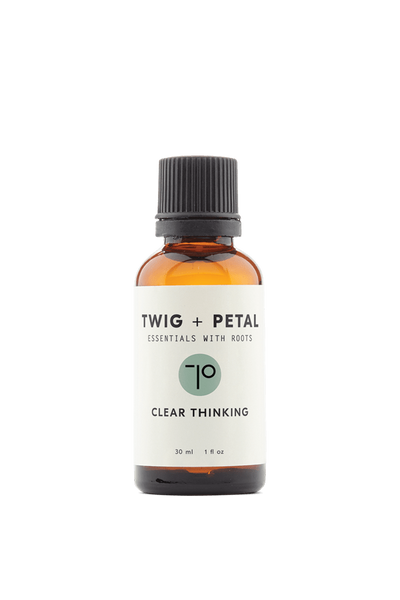 Twig+Petal Focus 30 ml 1 fl oz Clear Thinking